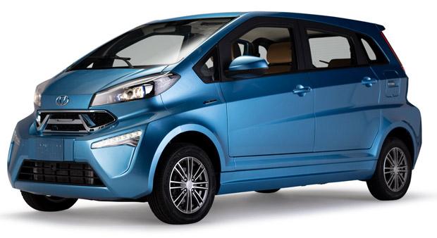 beleggen in elektrische auto's Kandi