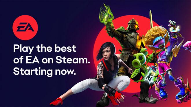 Investeer in videogames EA