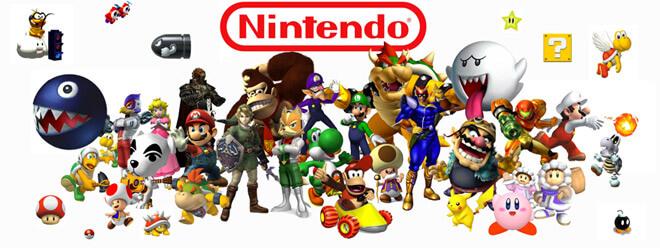 Investeren in gamebedrijf Nintendo